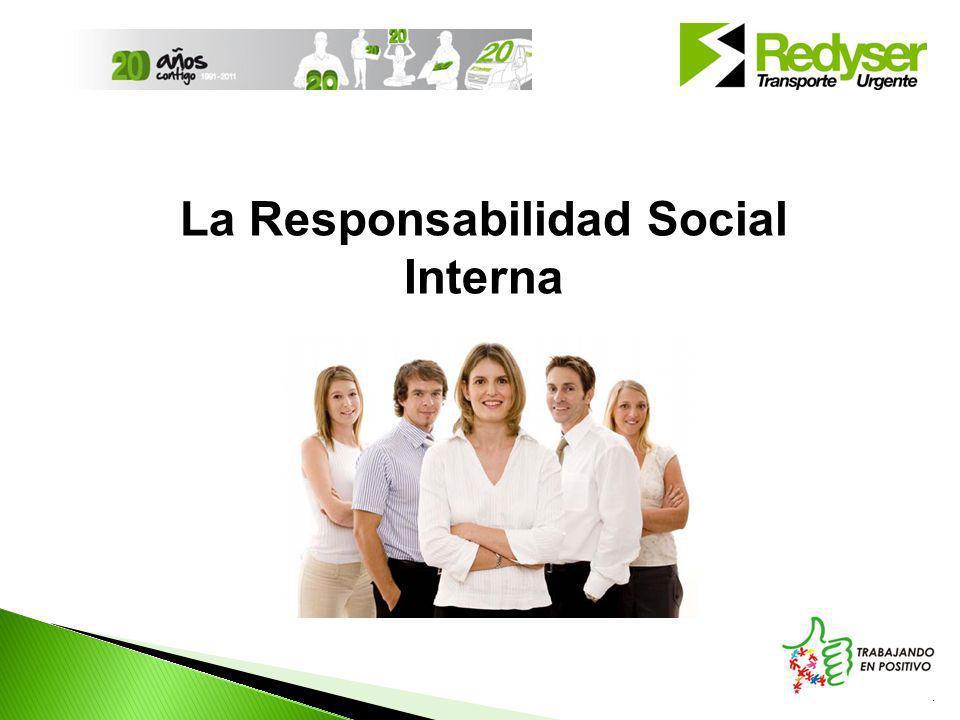 La Responsabilidad Social Interna