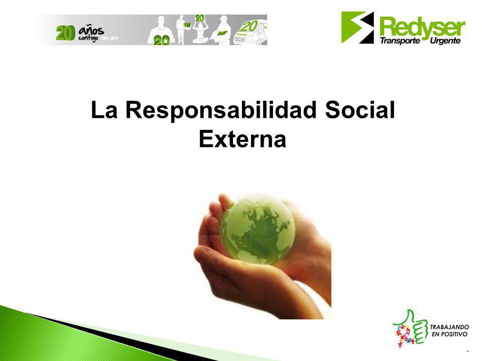 La Responsabilidad Social Externa