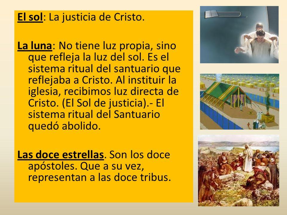 El sol: La justicia de Cristo