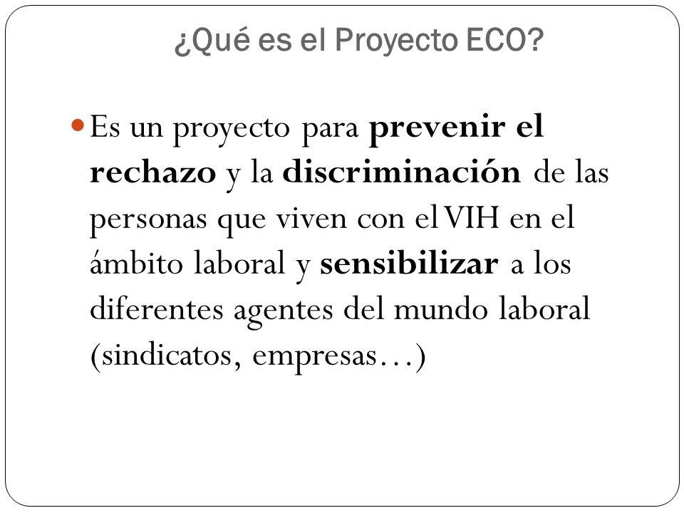 ¿Qué es el Proyecto ECO