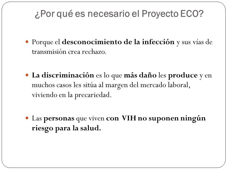 ¿Por qué es necesario el Proyecto ECO