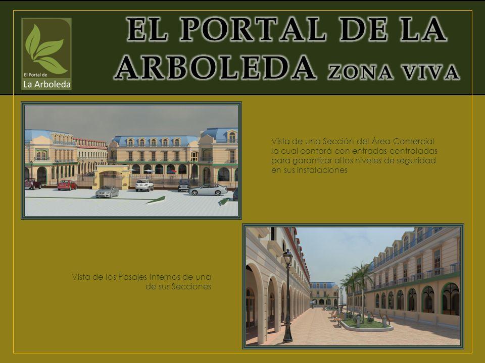 EL PORTAL DE LA ARBOLEDA ZONA VIVA