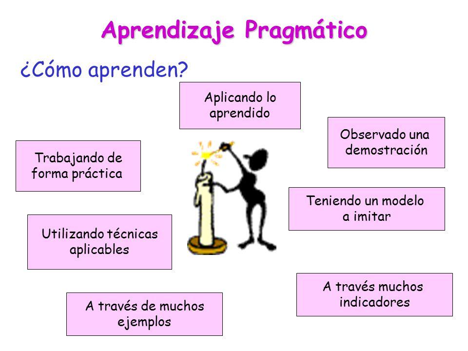 Aprendizaje Pragmático