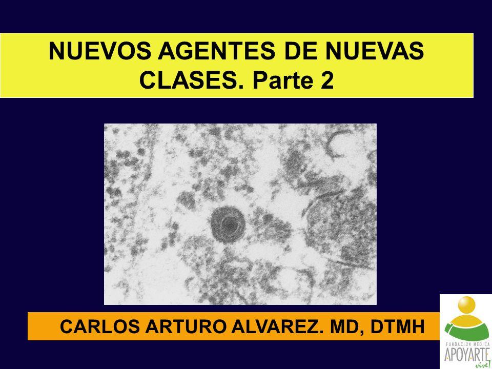 NUEVOS AGENTES DE NUEVAS CLASES. Parte 2