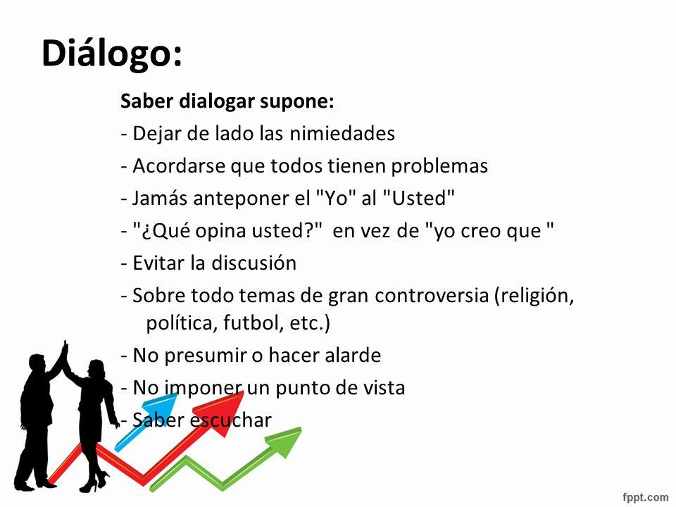 Diálogo: