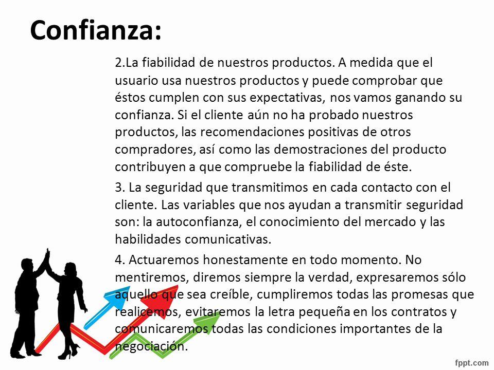 Confianza:
