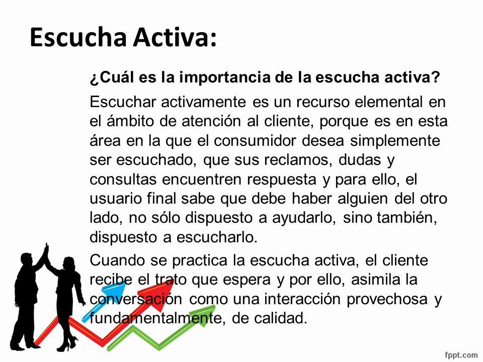 Escucha Activa: ¿Cuál es la importancia de la escucha activa