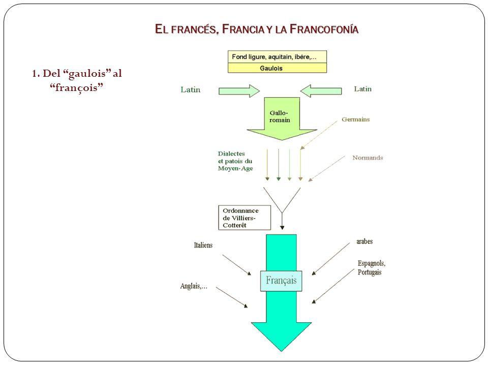 El francés, Francia y la Francofonía
