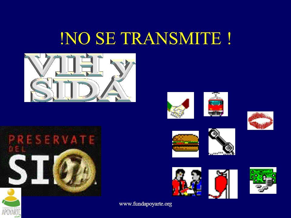 !NO SE TRANSMITE ! www.fundapoyarte.org