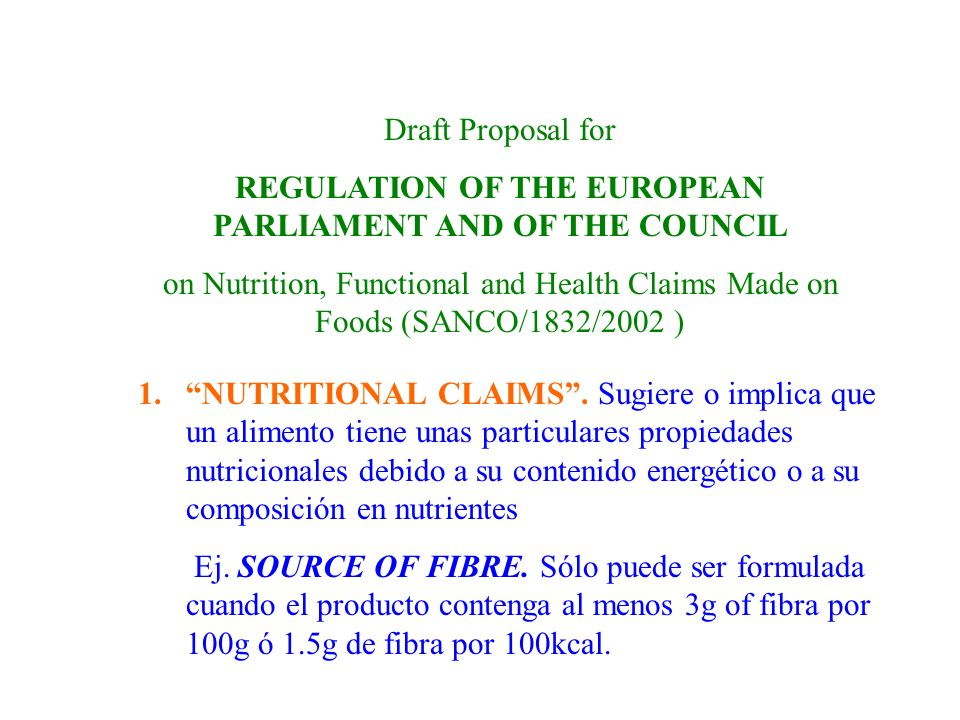 REGULATION OF THE EUROPEAN PARLIAMENT AND OF THE COUNCIL