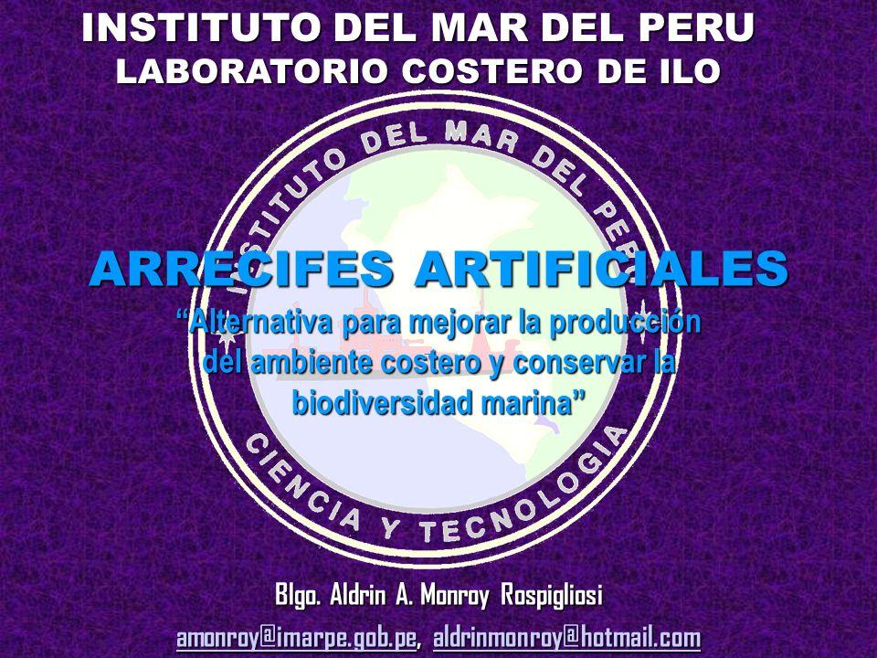 INSTITUTO DEL MAR DEL PERU