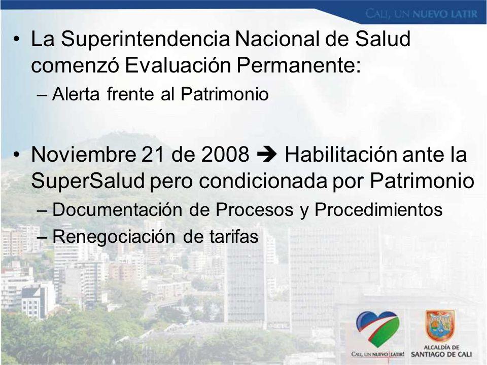 La Superintendencia Nacional de Salud comenzó Evaluación Permanente: