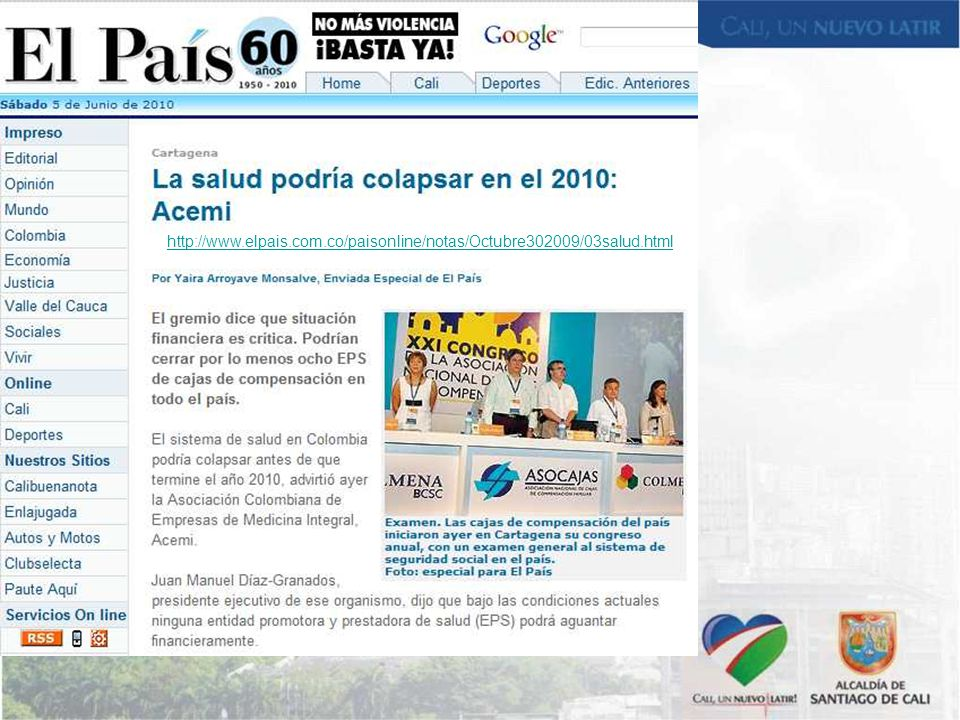http://www. elpais. com. co/paisonline/notas/Octubre302009/03salud