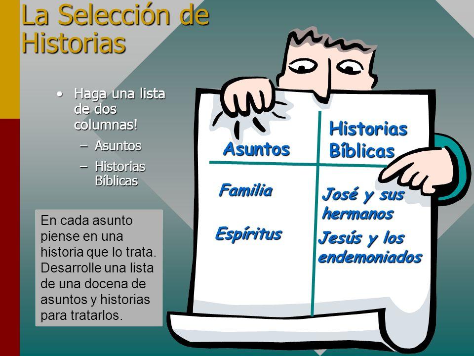 La Selección de Historias