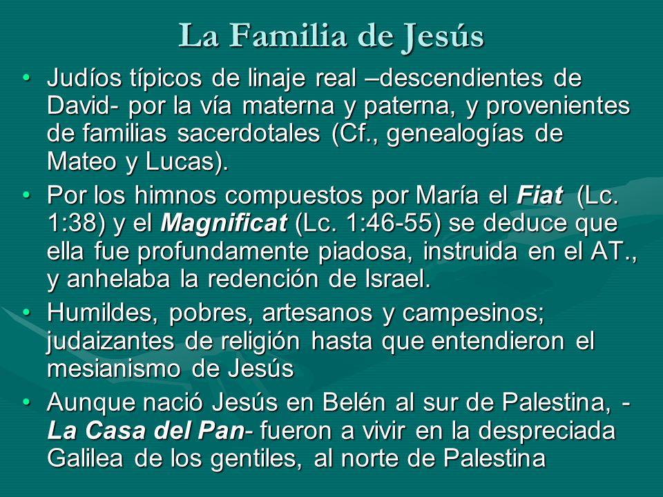 La Familia de Jesús