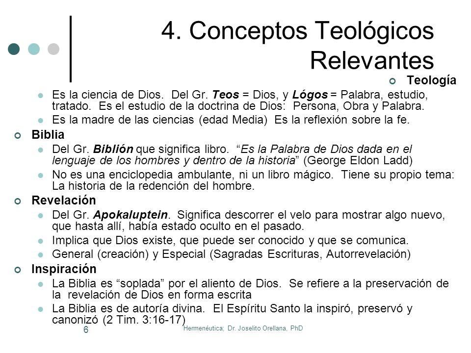 4. Conceptos Teológicos Relevantes