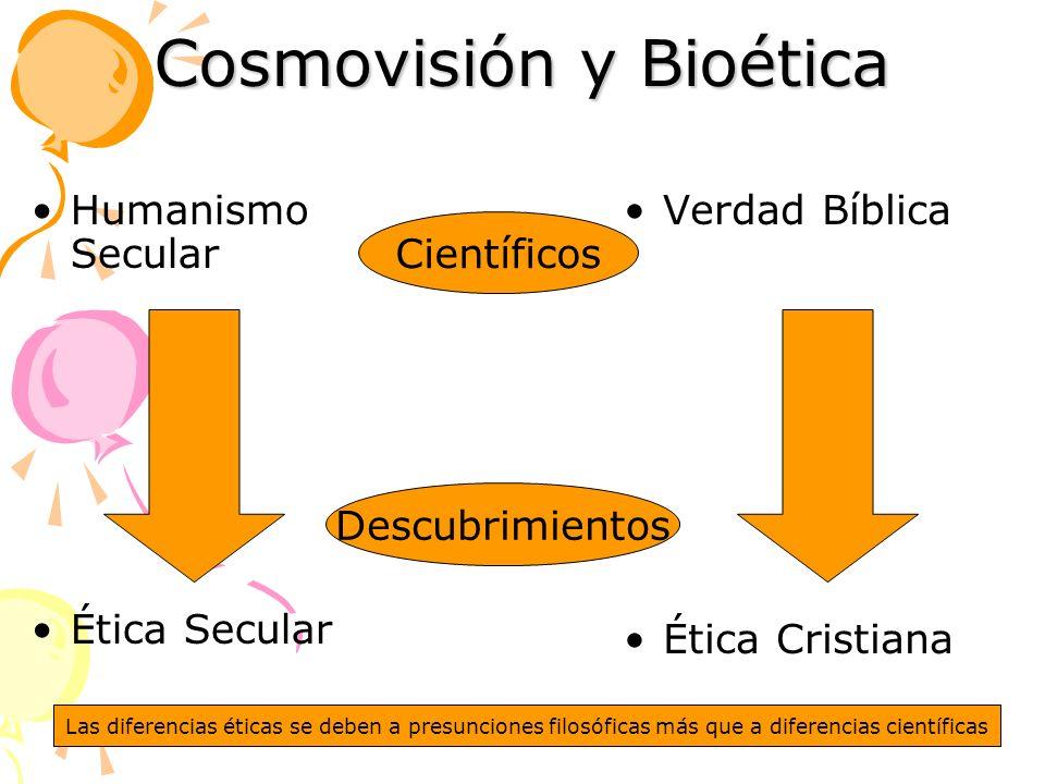 Cosmovisión y Bioética