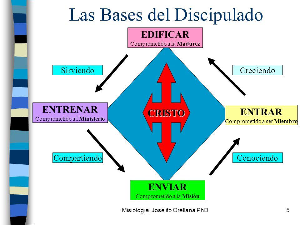 Las Bases del Discipulado