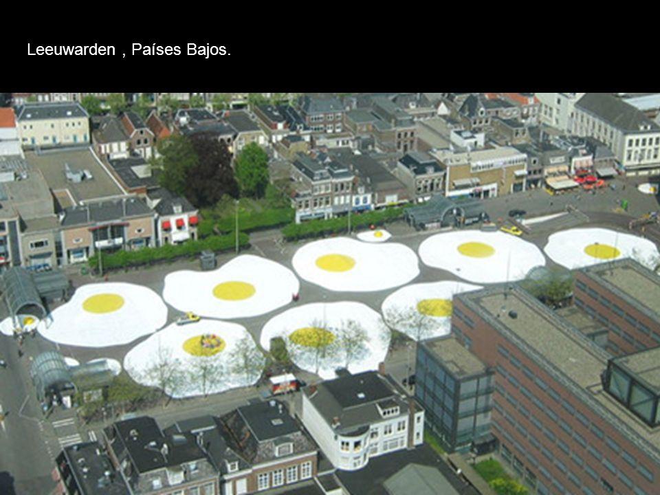 Leeuwarden , Países Bajos.
