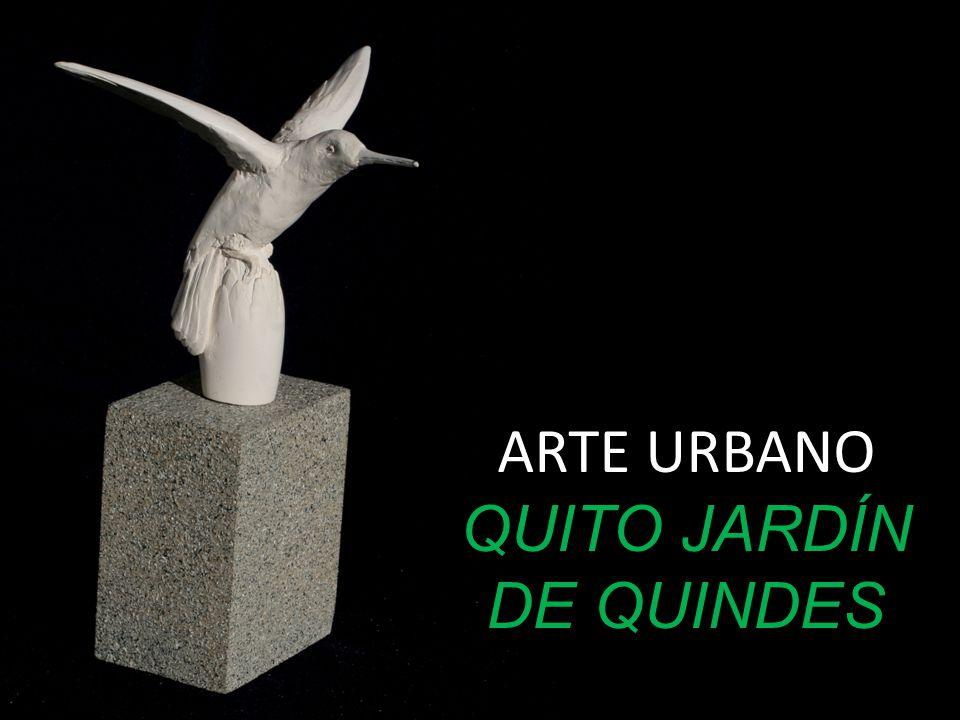 QUITO JARDÍN DE QUINDES