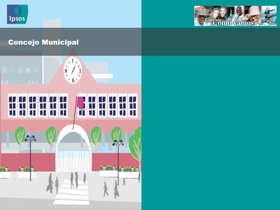 Concejo Municipal Ficha técnica