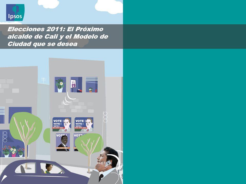 Elecciones 2011: El Próximo alcalde de Cali y el Modelo de Ciudad que se desea