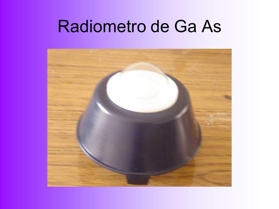 Radiometro de Ga As