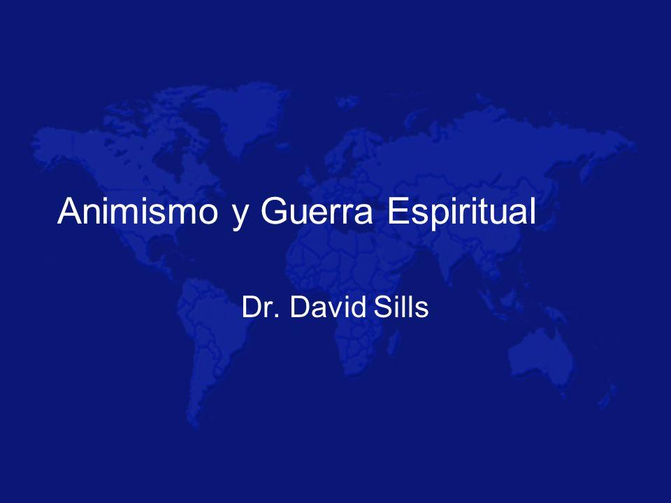 Animismo y Guerra Espiritual