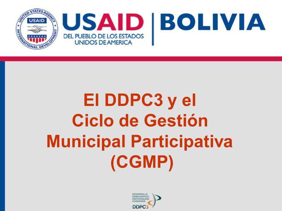 Municipal Participativa