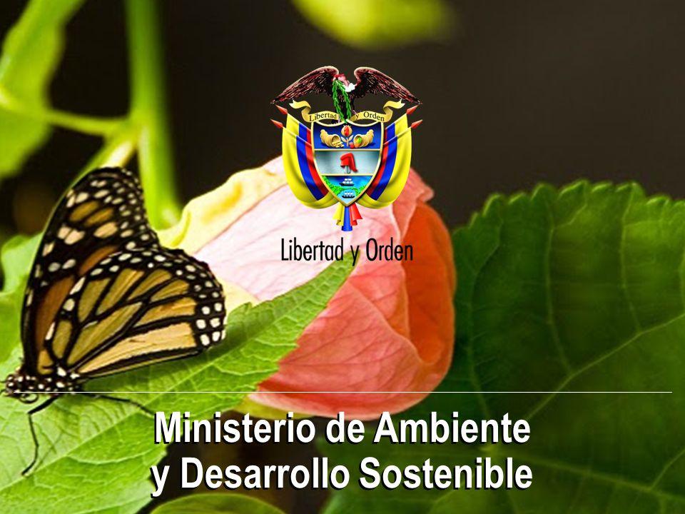 Ministerio de Ambiente y Desarrollo Sostenible