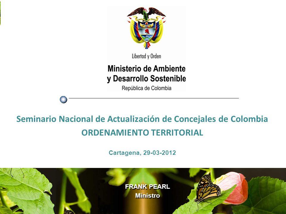 Seminario Nacional de Actualización de Concejales de Colombia