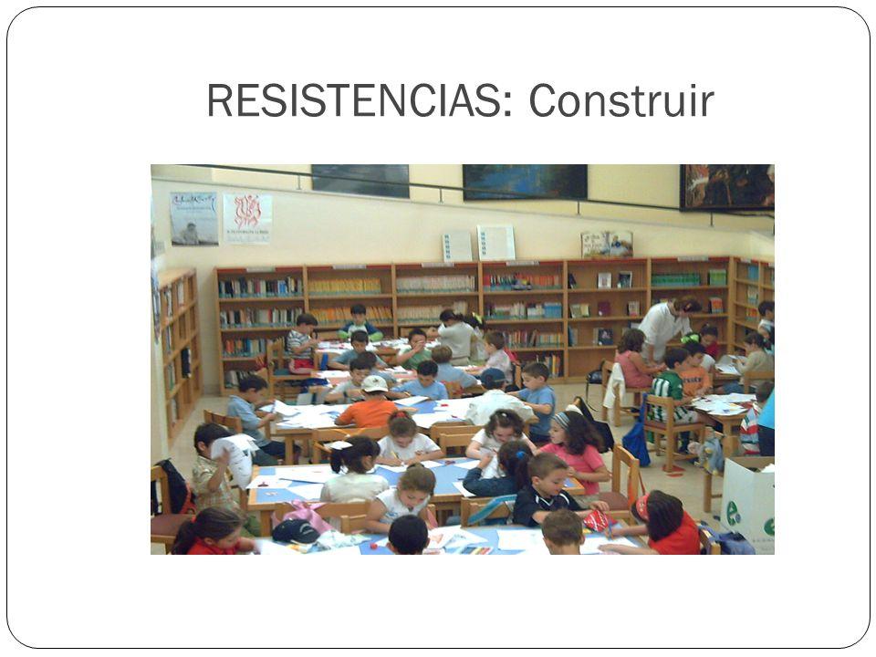 RESISTENCIAS: Construir