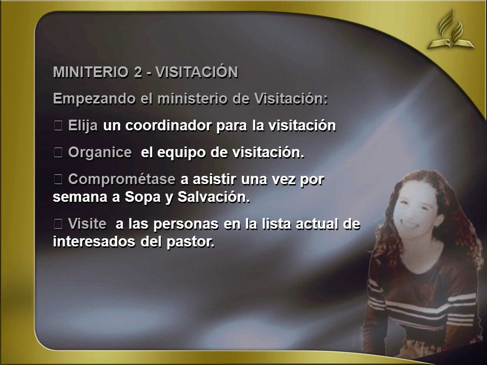 MINITERIO 2 - VISITACIÓN