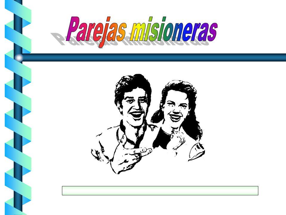 Parejas misioneras