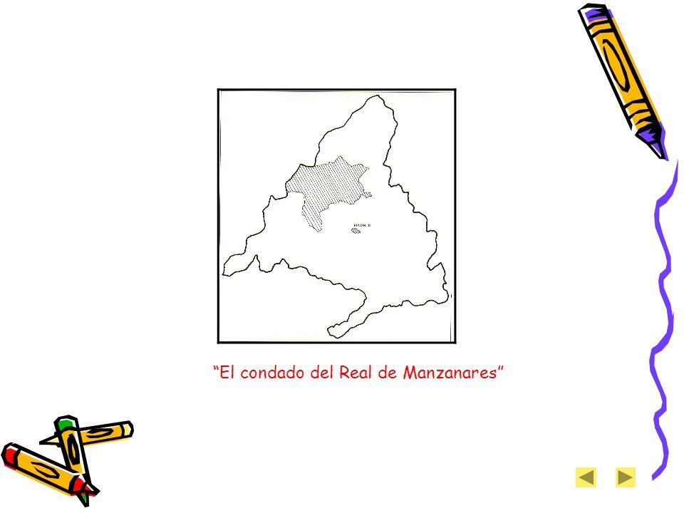 El condado del Real de Manzanares