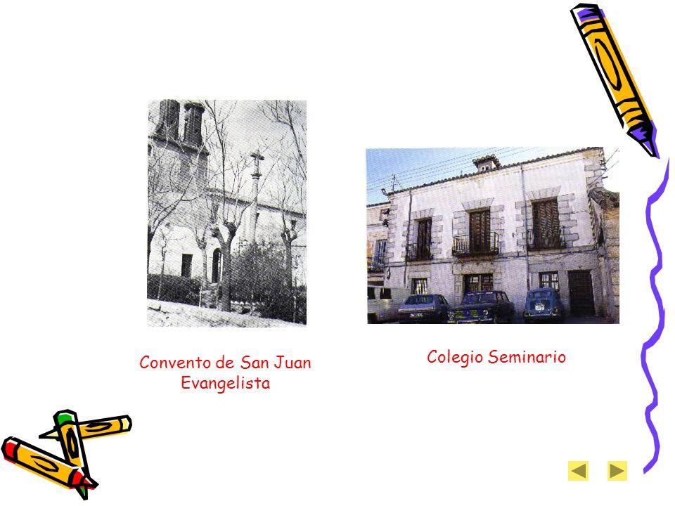 Convento de San Juan Evangelista