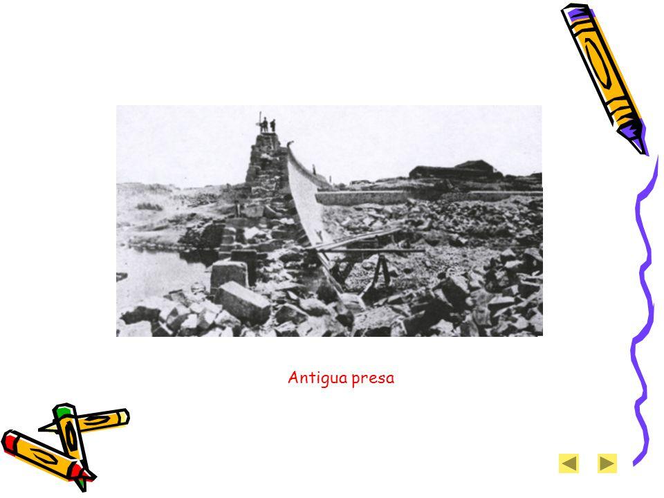 Antigua presa