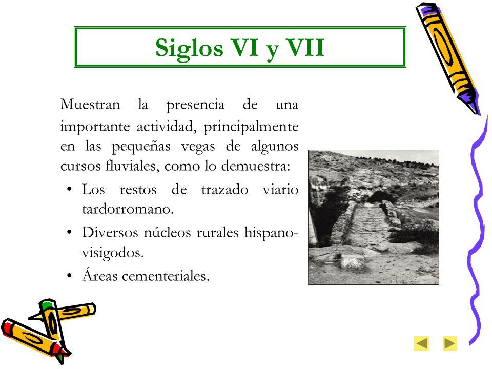 Siglos VI y VII