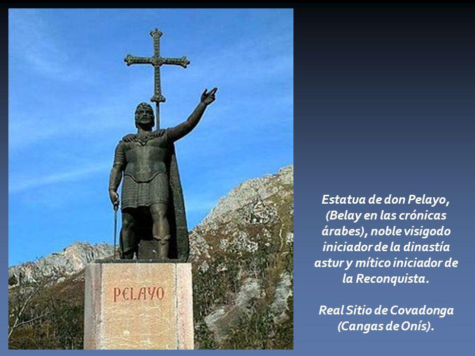 Real Sitio de Covadonga (Cangas de Onís).