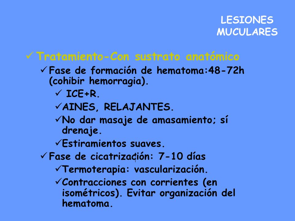 Tratamiento-Con sustrato anatómico