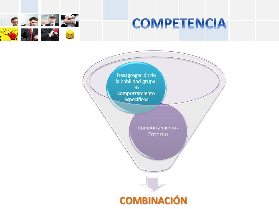 COMPETENCIA COMBINACIÓN