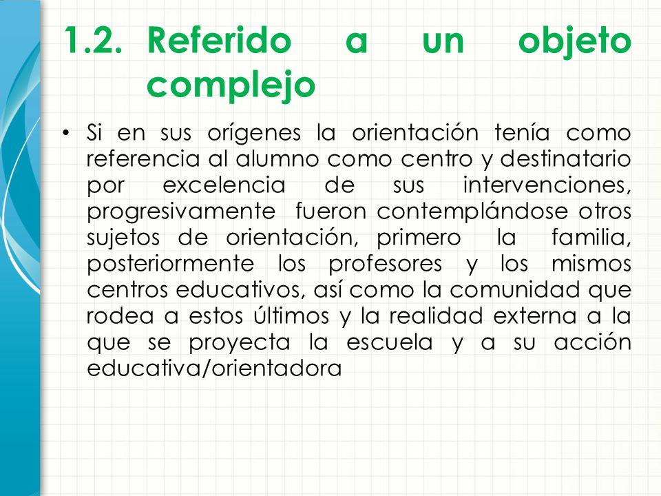 1.2. Referido a un objeto complejo