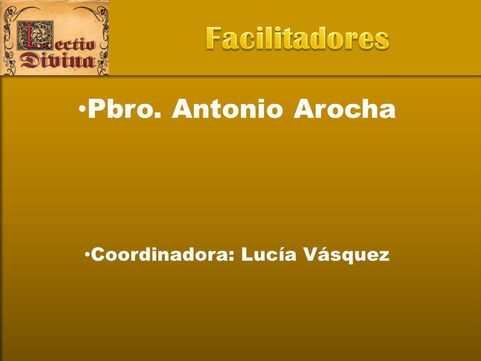 Coordinadora: Lucía Vásquez