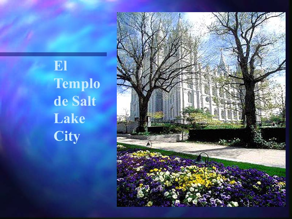 El Templo de Salt Lake City
