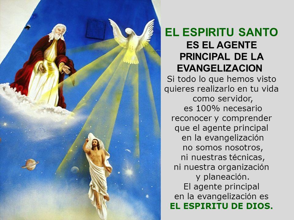 PRINCIPAL DE LA EVANGELIZACION