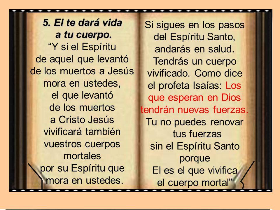 Y si el Espíritu de aquel que levantó de los muertos a Jesús
