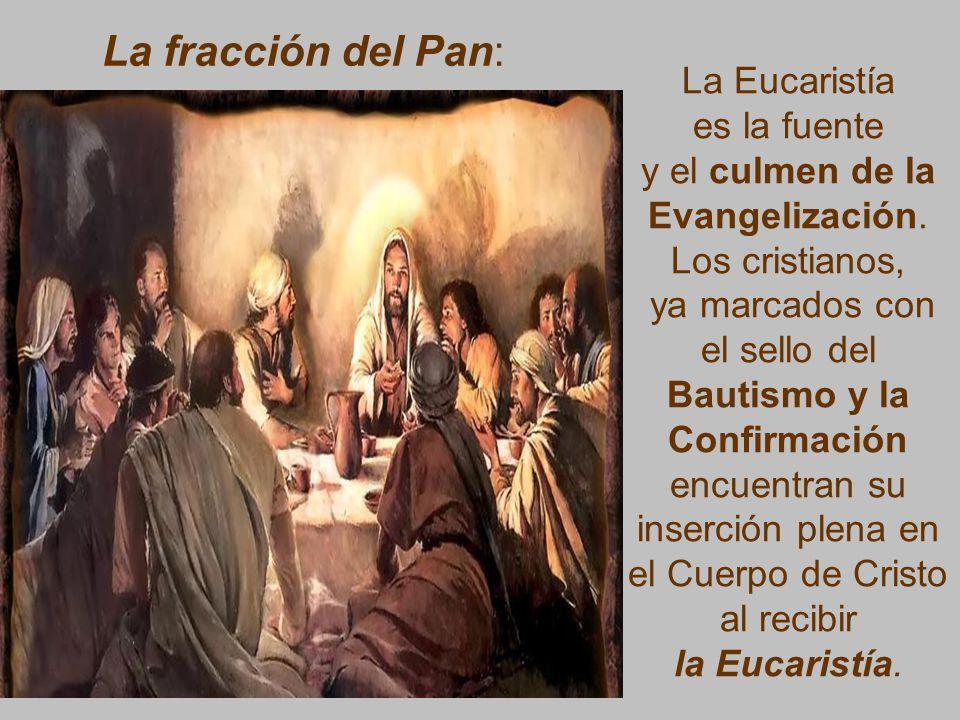 La fracción del Pan: