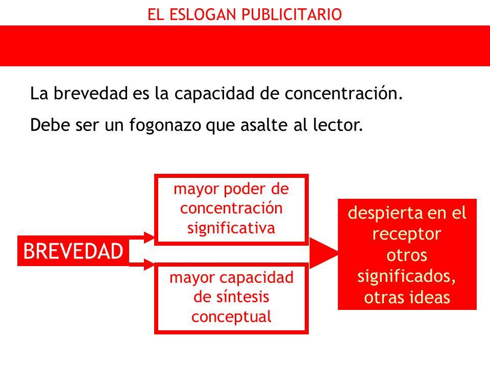 EL ESLOGAN PUBLICITARIO