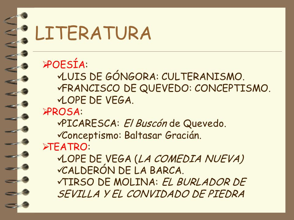 LITERATURA POESÍA: LUIS DE GÓNGORA: CULTERANISMO.