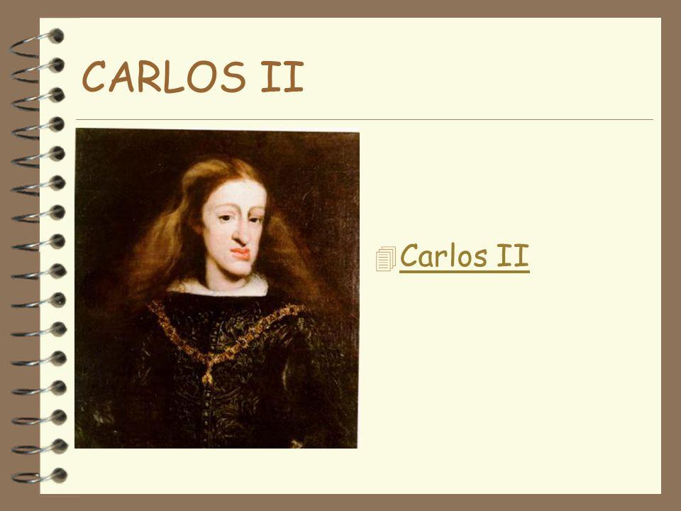 CARLOS II Carlos II